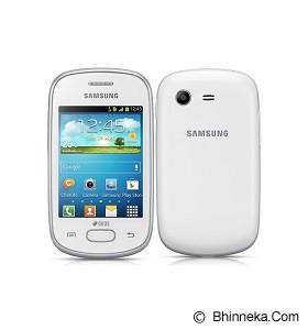 SAMSUNG Galaxy Star [S5282] (Garansi Merchant) - White - Smart Phone Android